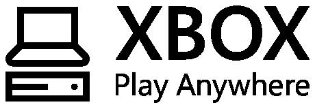 xbox play anywhere logo