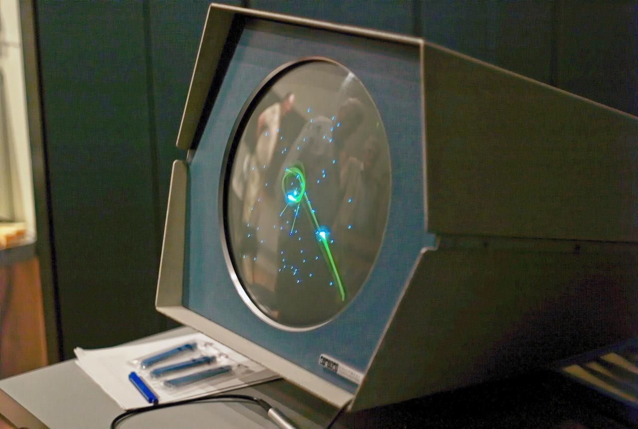Spacewar-PDP-1