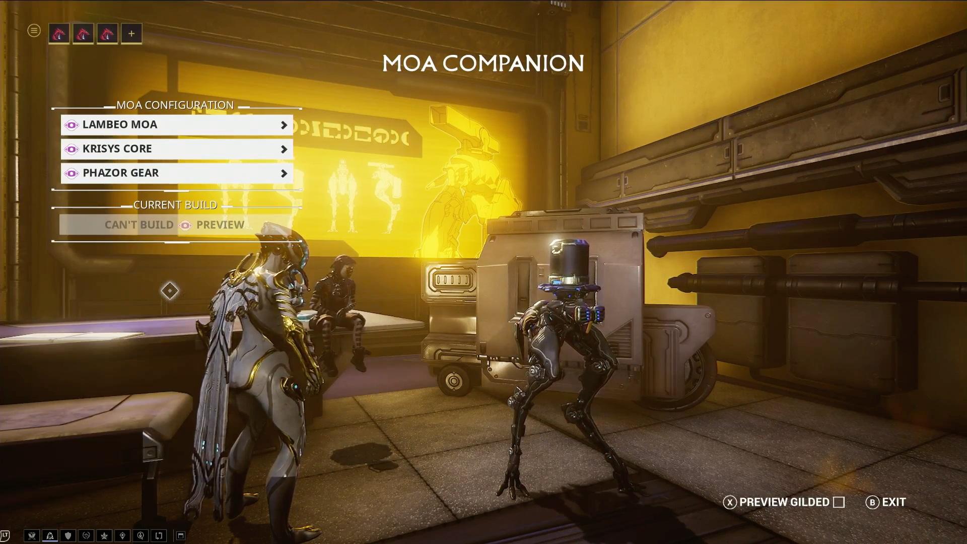 Warframe-Fortuna-MOA-Companion