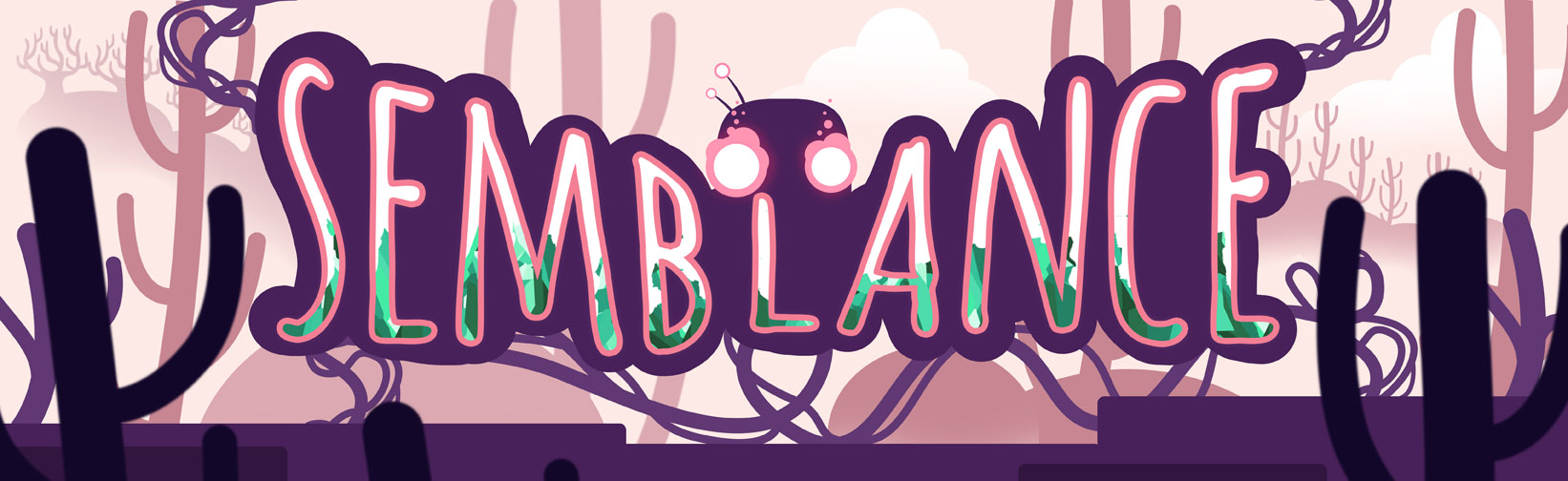Semblance, a puzzle platformer from local devs Nyamakop
