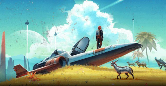 No Man's Sky's NEXT stop is the Xbox One