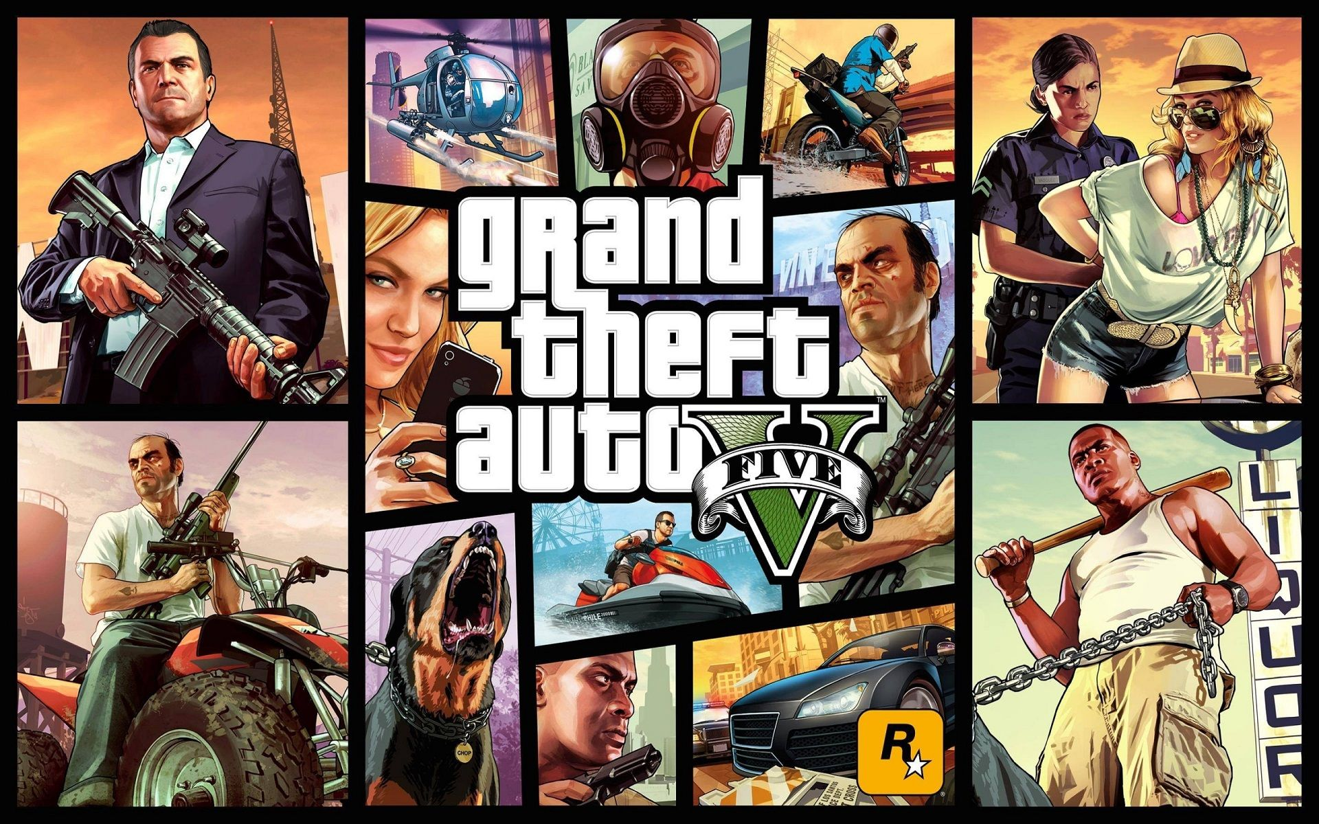 Grand Theft Auto 5 is the most profitable entertainment product ever