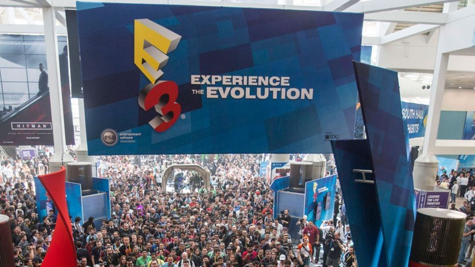 E3 is around the Corner... and Here's the schedule