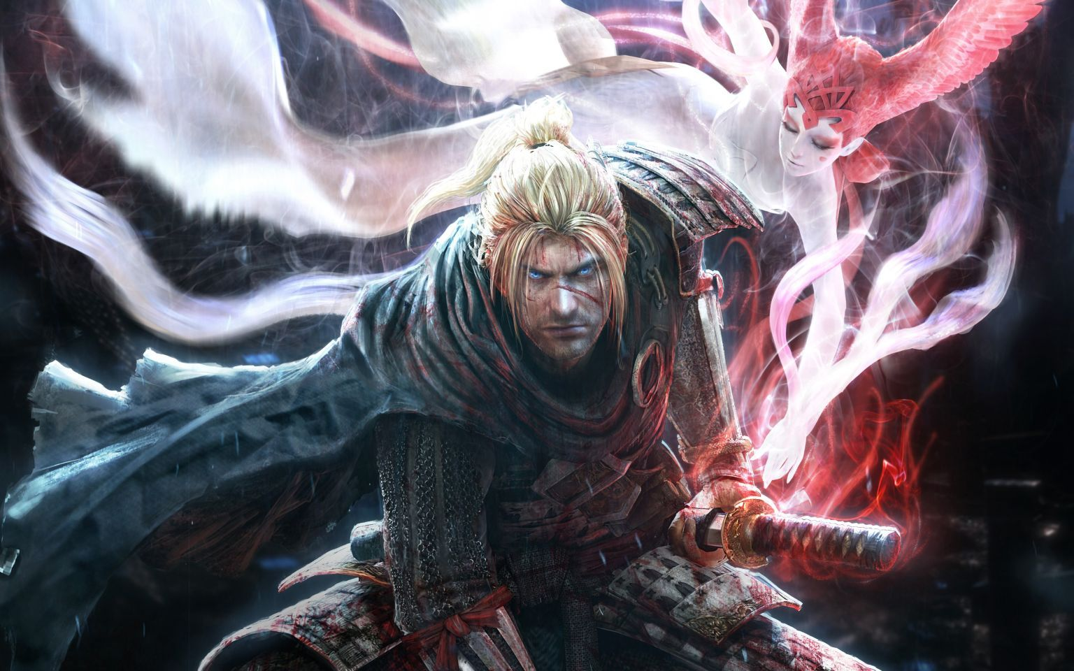Nioh 2 Officially Announced