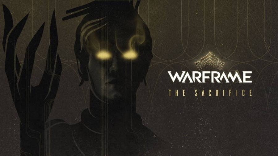 Warframe's new cinematic quest — The Sacrifice