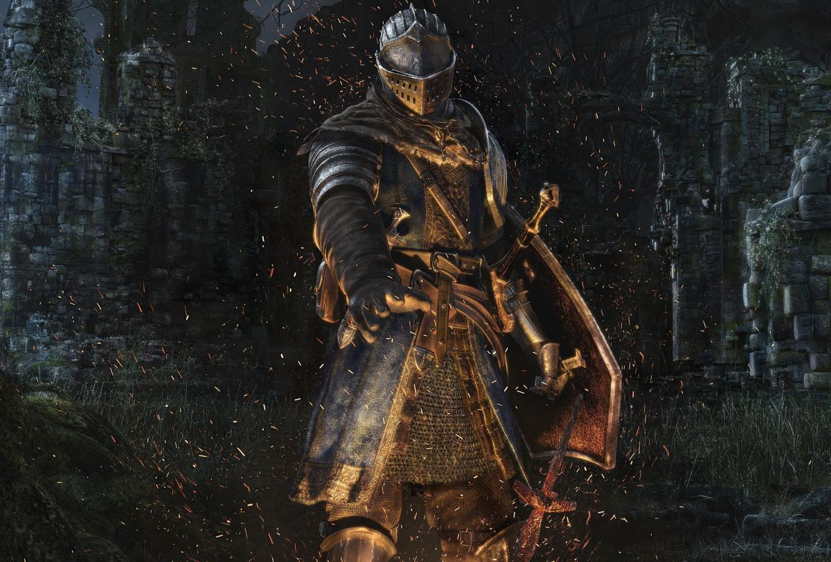 Modder Swaps Dark Souls Playable Character with NPC Models