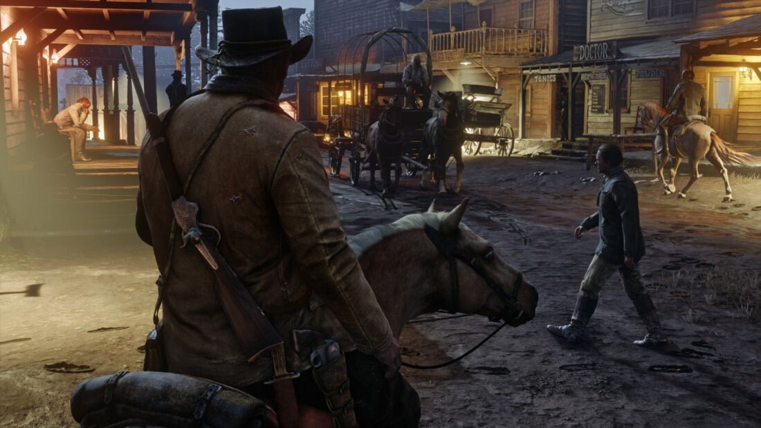 Red Dead 2 Might make an appearance on PC after all