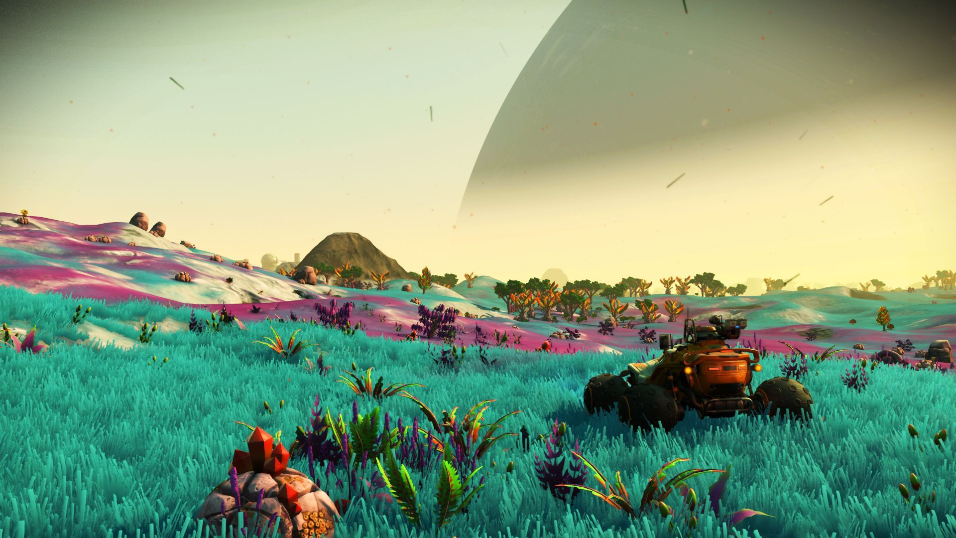 No Man's Sky Trailer Showcases Changes Since Launch