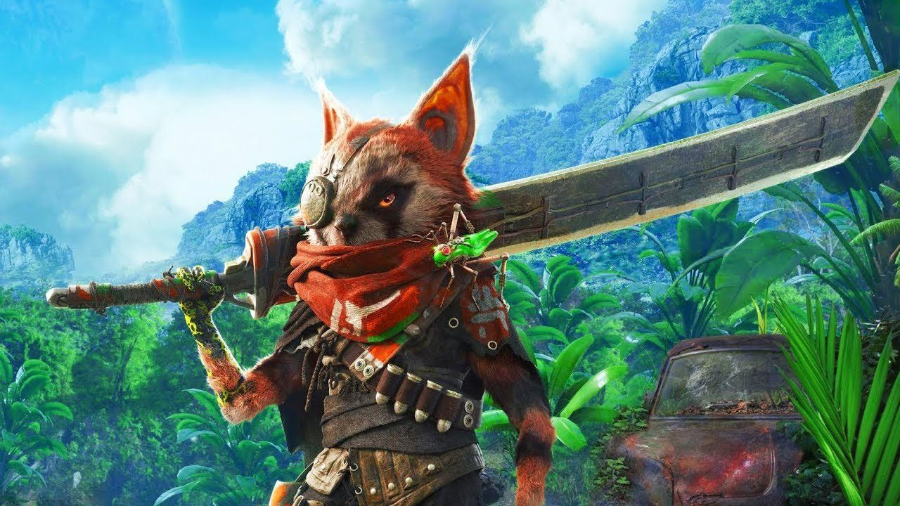 15 Minutes of Biomutant Gameplay