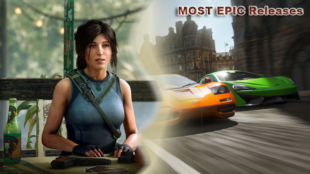Forza Horizon 4 and Shadow of The Tomb  Raider PC System requirements has been revealed
