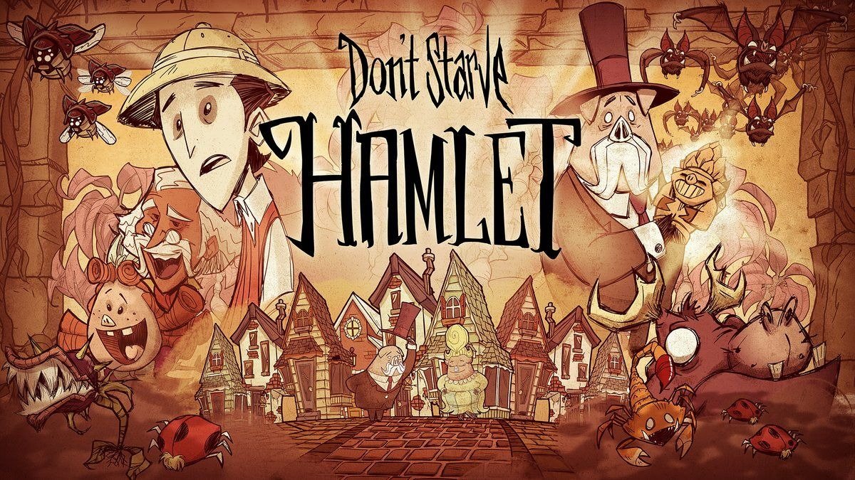 Don't Starve: Hamlet launches in Early Access