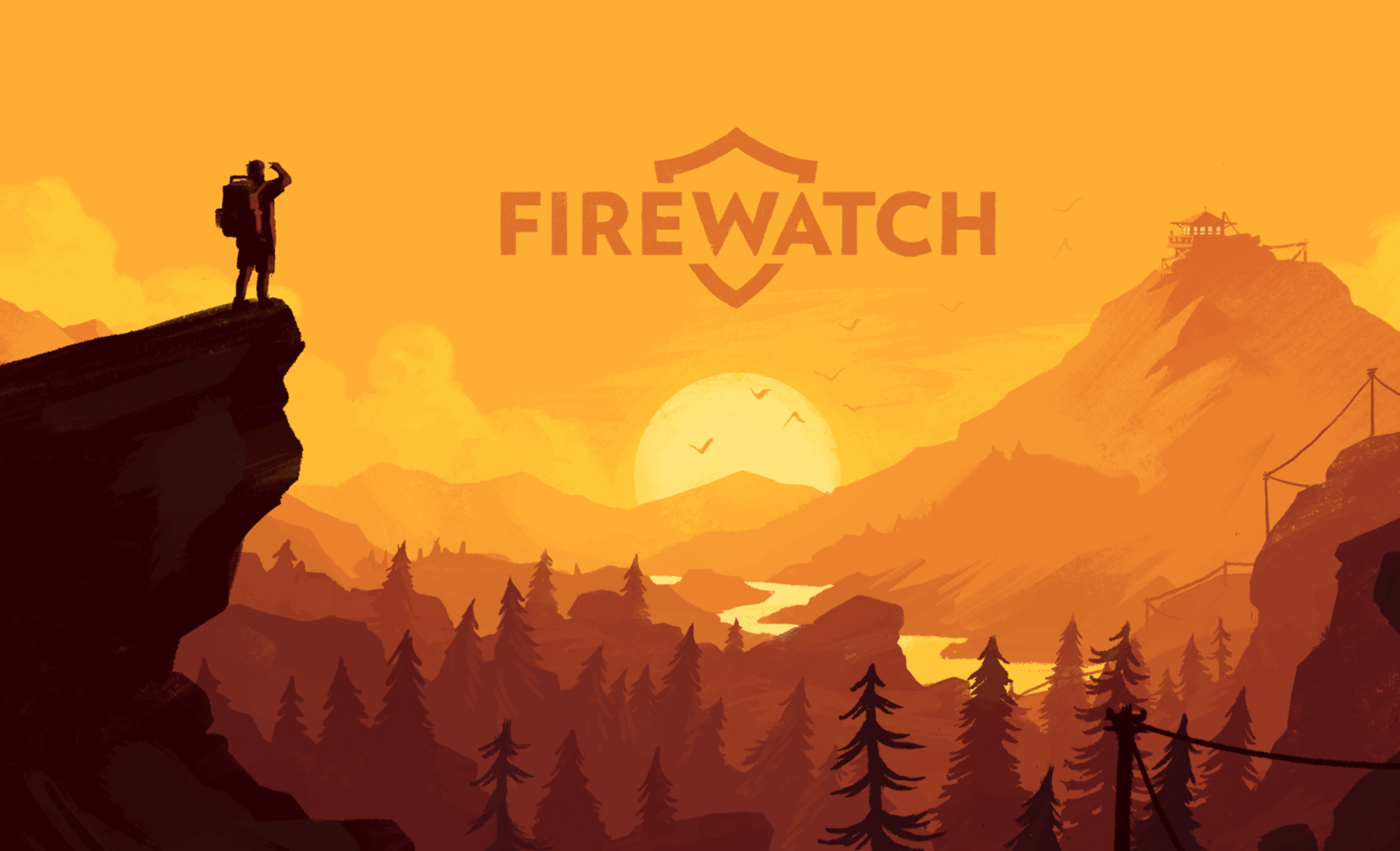 Firewatch being released on the Nintendo Switch December 17th 2018