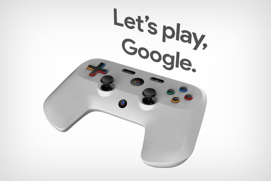 Google's Console might be very close to reality
