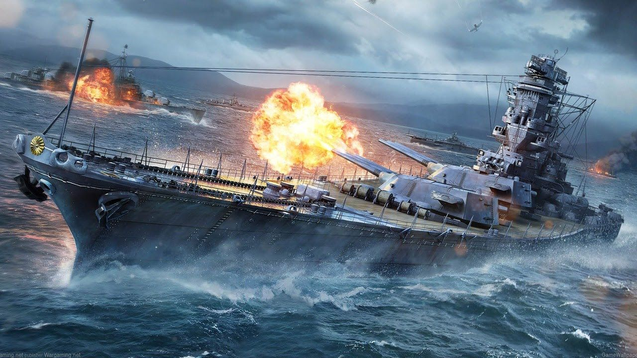 World of Warships introduces Rogue Wave battle royale mode