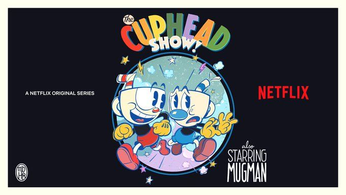 A Cuphead series is coming to Netflix