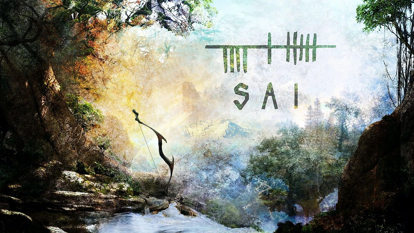 Sai — save your forest from killer machines