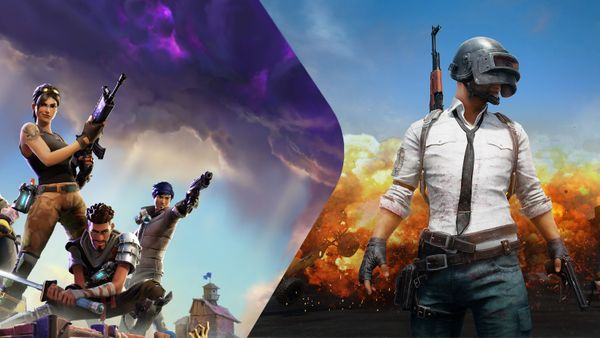 Fortnite more popular than PlayerUnknown's Battlegrounds