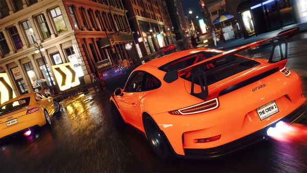 The Crew 2 gets a release date