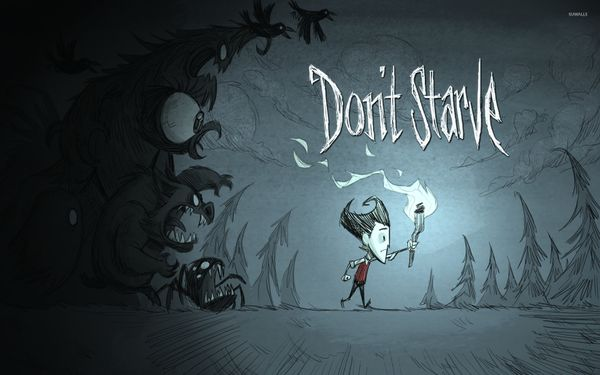 Beefalo trackers! Don't Starve has a launch date on Nintendo Switch