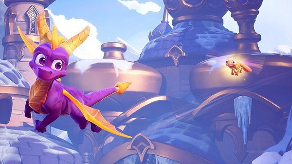 Spyro Reignited trilogy remaster listing appears with release date