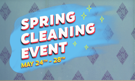 "Steam's ""Spring Cleaning Event"""