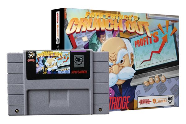 Devolver Digital is releasing a new game on the Super Nintendo