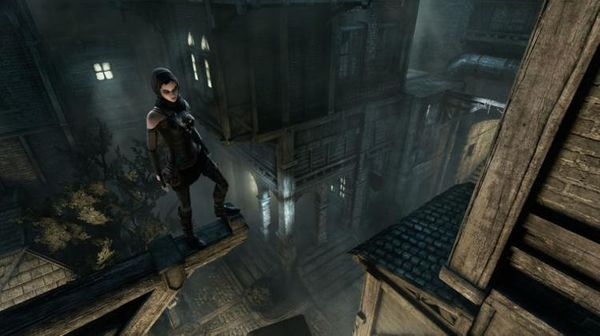 Eidos Montreal head says Thief is Dead
