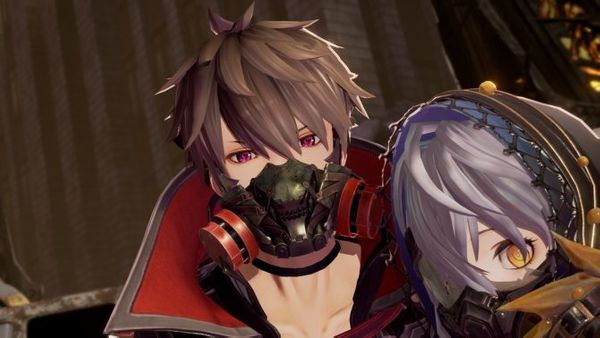 Code Vein will drop in September