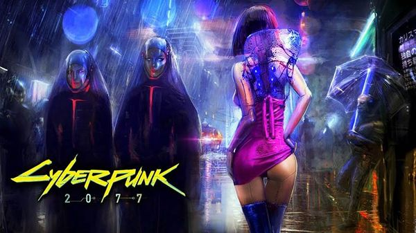 The Cyberpunk 2077 Demo was running on...