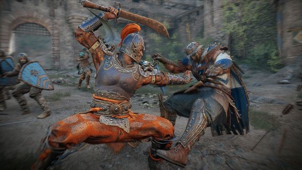 For Honor Is Getting A New Faction