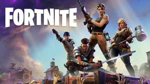 Fortnite Now Available on Switch