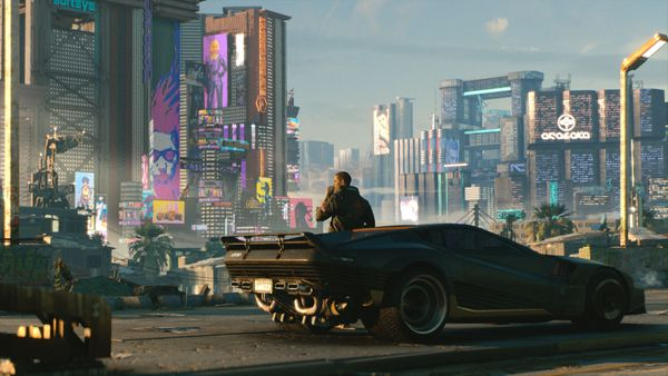 Cyberpunk 2077 is a First-Person Game