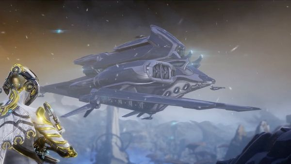 Codename: Railjack — Warframe is getting awesome co-op space battles