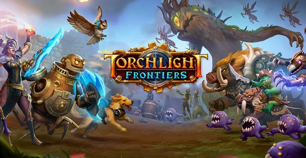 Torchlight Frontiers Announced for 2019