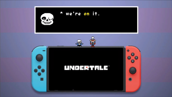 Undertale Collector's Edition Announced for Switch (in Japan)