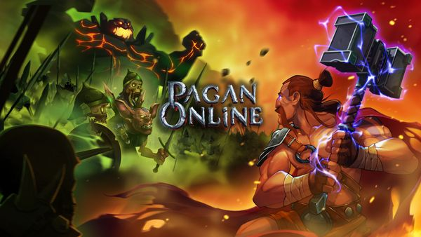 Pagan Online is a hack-and-slash action RPG from the creator of World of Tanks