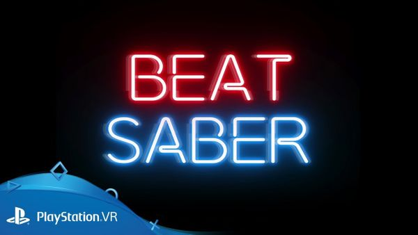 Beat Sabre Released on Playstation VR