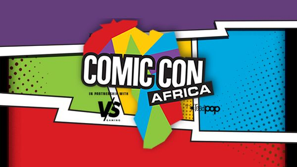 Gaming Awards for South Africa at Comic Con Africa 2019