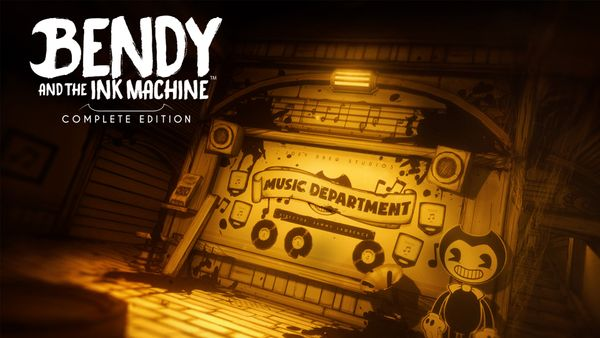 Bendy and the Ink Machine - Fear the Machine!