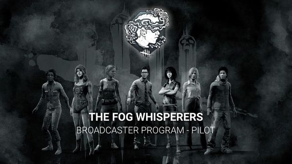 Dead by Daylight launching Fog Whisperers pilot
