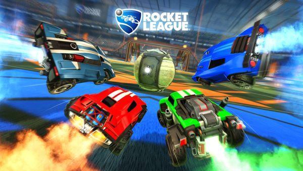 We can all play Rocket League together now