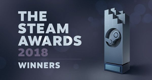 The Steam Awards Winners 2018