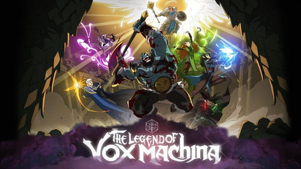 "Critical Role's Kickstarter for ""The Legend of Vox Machina"" animated special hits $5-million"