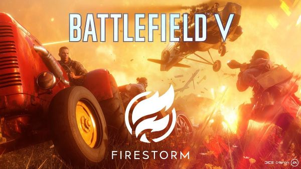 Battlefield V Firestorm mode arrives on 25th of March