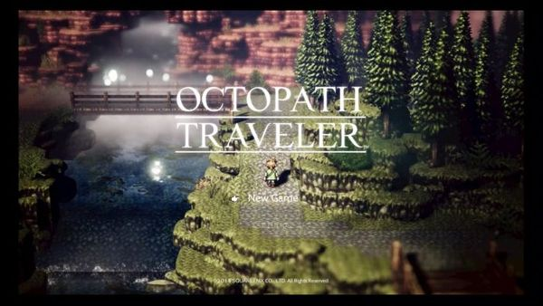 Octopath Traveller is coming to PC