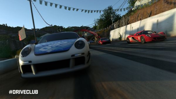 Sony shutting down Driveclub's servers