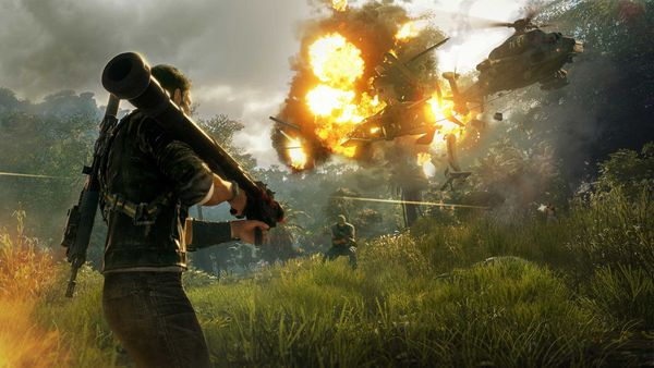 The Creator of John Wick will be making a Just Cause Movie