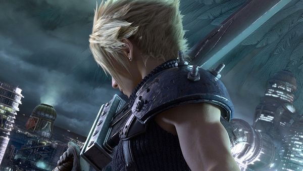 New Final Fantasy VII Remake Screenshots & Character Art Revealed