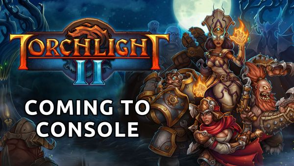 Torchlight II coming to console on 3 September 2019