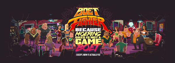 Boet Fighter, faanaly set for release at the end of September